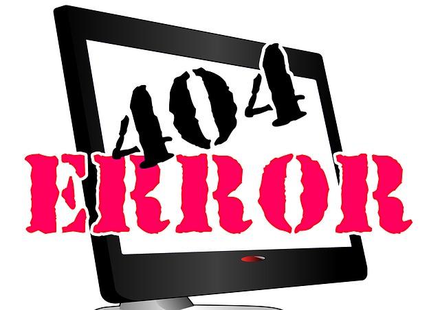 Seite nicht gefunden / error 404